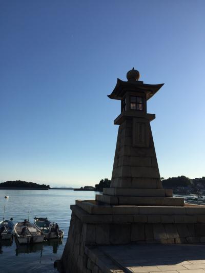 (1)初めて行く福山市・竹原市(1泊2日)