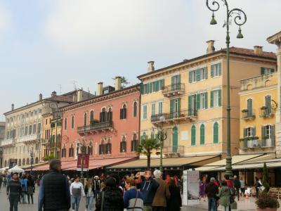 夫婦2人のイタリア気まま旅(Day2-①)ヴェローナ