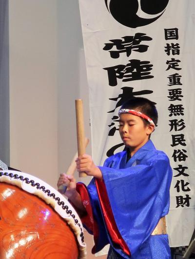 ツーリズムEXPO28 北茨城b 常陸大津の御船祭 お囃子演奏 ☆国指定重要無形民俗文化財