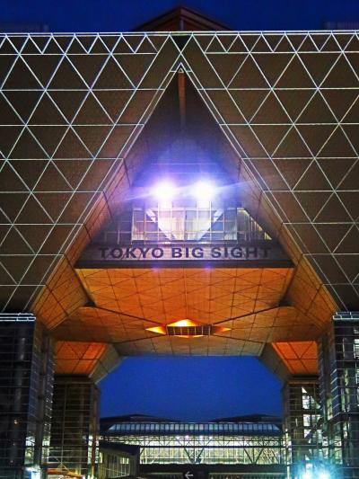 ツーリズムEXPO32 東京ビッグサイトを後に 帰路に ☆2019年はインテックス大阪で