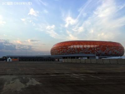 2018年ワールドカップのロシア 15000人のボランティアが「おもてなし」W杯機にインフラ整備も進む
