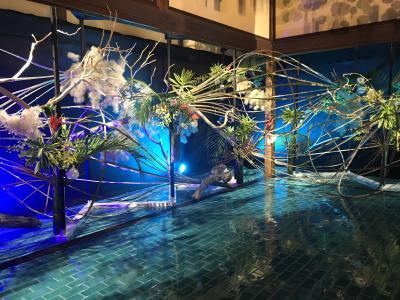 ホテル雅叙園百段階段「和のあかり」2018