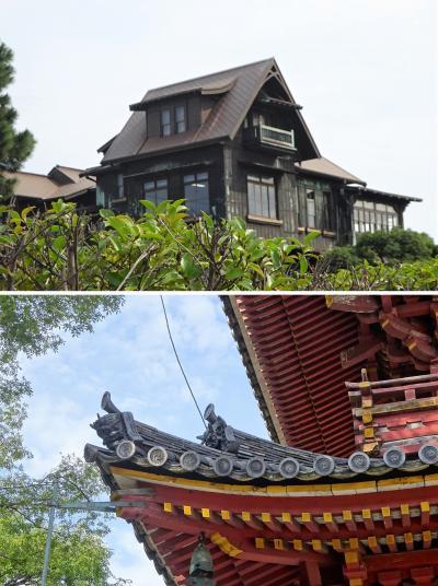 全身、あかがね御殿と 聖徳太子ゆかりの鶴林寺に行ってきた、加古川日帰りツアー。