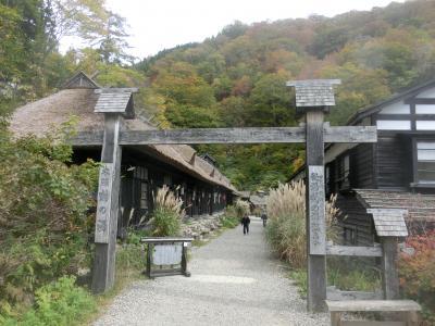 JAL どこかにマイルで秋田(1日目)乳頭温泉・水沢温泉