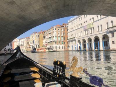 夫婦2人のイタリア気まま旅(Day5)ヴェネツィア