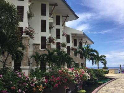 The Bellevue Resort in Panglaoゆったりできるホテル