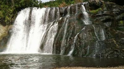 あまり知られていない滝だと思っていたけれど・・・龍門の滝