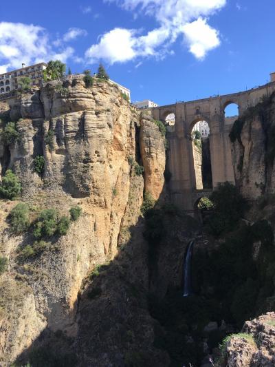 スペインポルトガルの旅 4 ロンダ