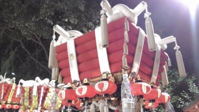 枚岡まつり~秋郷祭~河内国 一ノ宮 枚岡神社
