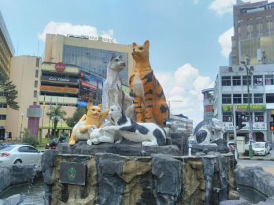 弾丸マレーシア1807 「ボルネオ島にある猫の街で、ご当地グルメを楽しみました。」   ~クチン~