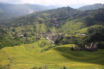 中国新幹線を使った桂林旅行・ちょっぴり広州と香港の旅、その3