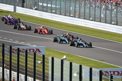 F1 日本GP 2018