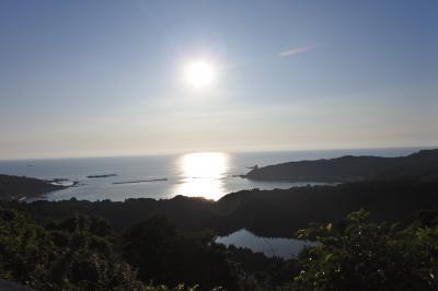 無謀なお盆休み東北旅行【その2】岩木山から日本海を南下