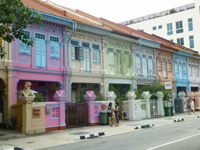 マダムと遊楽斎のシンガポール、ぶらり旅、ザ・リッツ・カールトン・シンガポール編