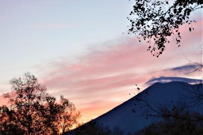 秋の北海道に大感動☆*☆<4>ニセコ 羊蹄山の絶景から帰宅編