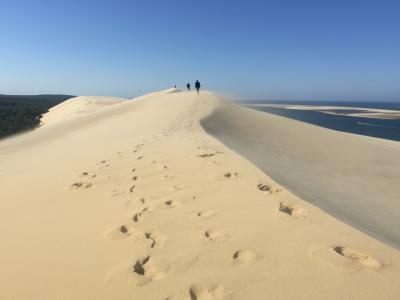 オララ!ここは鳥取砂丘じゃない!Dune du Pilat(デュン・デュ・ピラト)