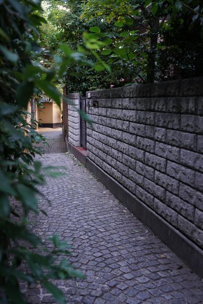 東京の石畳散歩 おとなの神楽坂