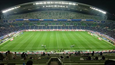 サッカー日本代表観戦記