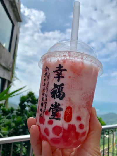 JALで行く アナハイムに行くはずの初めての台湾 台風24号をすり抜けて晴天の2泊3日❷kkday九份十分バスツアー