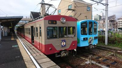黄色い電車と赤い電車。懐かしの西武電車に乗る旅 パート3(近江鉄道編)