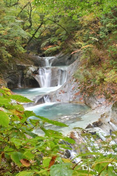 ぶらっと秋の西沢渓谷(2回目) #すばらしい仲間と、すばらしい時を、すばらしい場所で過ごしてきました。#