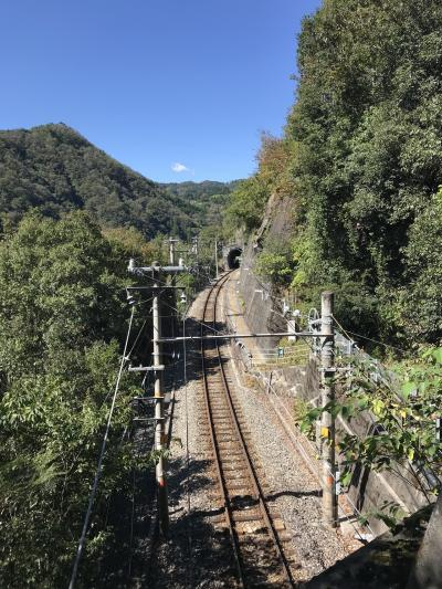 飯田線秘境駅を歩く:田本駅~温田駅