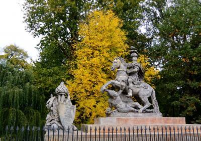 黄金の秋を 狙ったつもりが・・・早すぎた ワルシャワ編