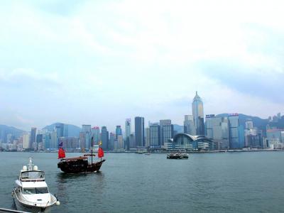 香港三大おしゃれ飲茶「Mott32(卅二公館)」&インターコンチネンタル香港でまったりステイ♪そして帰国【夏香港♪インフィニティプールとグルメと祈りとホテルステイ】