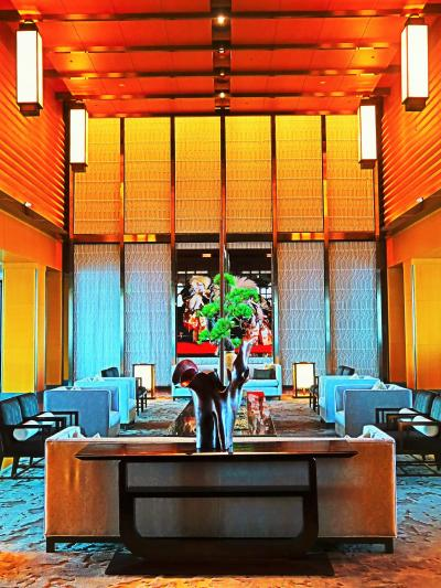 日本橋-3 マンダリン オリエンタル東京 ホテル見学 ☆パブリックスペースは誰でも