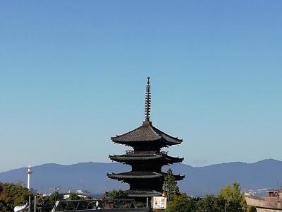 私の好きな散策路!京の街と陳列棚!