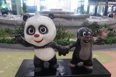 北京弾丸ひとり旅5★早朝地下鉄で空港へ 中国国際航空利用 北京から香港へ