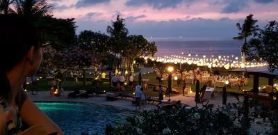 4泊6日バリ島 ~AYANAリゾートでプール日和編~