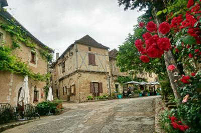 フランス・ドライブ 3,236km - #17 : 絶景の村、サン・シル・ラポピー 後編