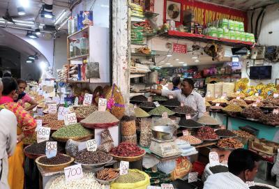 【2018海外】3連休でタージマハルへ行ってみた。#03 ~オールドデリーをぶらり歩き~