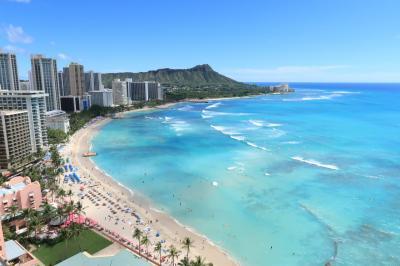 【ハネムーン】ハワイの旅 2日目  オアフ島  4泊6日  B級グルメツアーの巻