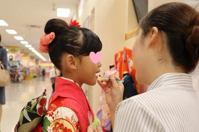 10月中旬の週末、好天に恵まれた孫娘の七五三 in 鎌倉鶴岡八幡宮 そして ランチ