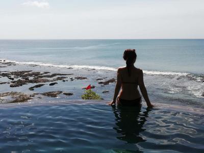 アヤナリゾート満喫の旅⑤最終日 リバープール、オーシャンビーチプール&スパ