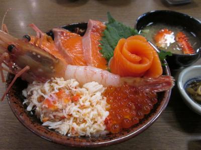 大人の遠足!とにかく食べまくりの札幌旅行2日間