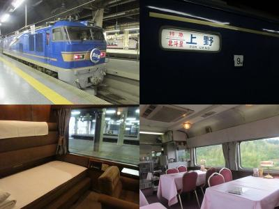 北海道・惜別北斗星の旅(1)釧路へのフライト、充実のホテル無料朝食