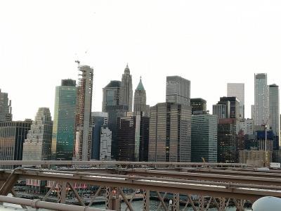 スターアライアンス ビジネスクラスで行く3週間で世界一周(2)「NYダイジェスト」