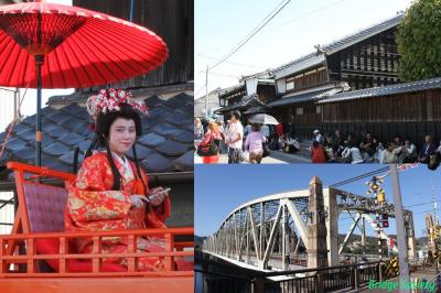 ■美濃太田 太田宿中山道まつりと美濃太田車両区の旅■