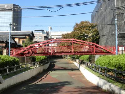 東京文学・歴史散歩21。深川その3:門前仲町、深川不動堂界隈。