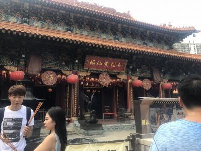 わくわく香港の旅 2018.7.20~22 その2