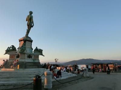 夫婦2人のイタリア気まま旅(Day3-②)フィレンツェ