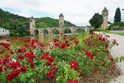 フランス・ドライブ 3,236km - #18 : 力オール、ヴァラントレ橋