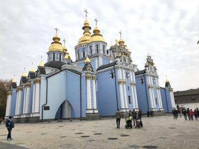 【ひたすら】ウクライナ4日目 キエフ【テクテク】