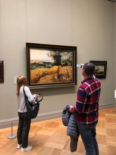 ブリューゲルをたずねる旅~2018年9月 ニューヨークフリックコレクションとメトロポリタン美術館