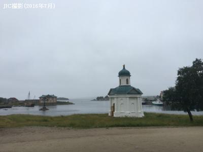 ソロヴェツキー諸島 人を変えてしまう島(7)ソロベツキー修道院と消えない過去の影たち