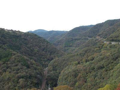 空から秘境駅を見てみよう 坪尻駅展望台へ行ってきました