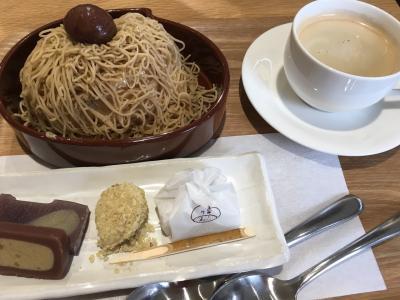 恵那川上屋「栗一筋」を食べにサクッとドライブ旅。